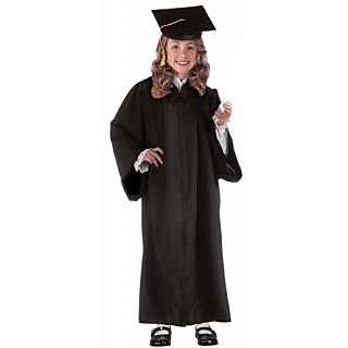 Kids Graduation Robe Only (Hat Not Included)