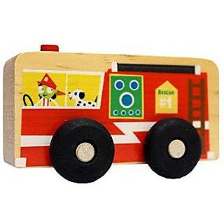 PBS Kids My Little Scoots Firetruck