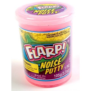 Ja-Ru Flarp Fart Noise Putty, 3-pack