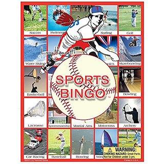 Sports Bingo Game