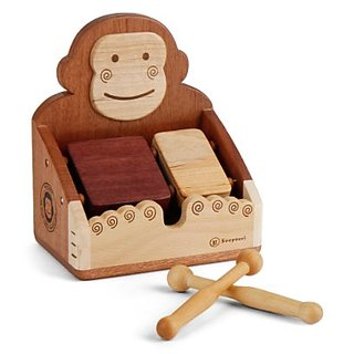 Soopsori Monkey Rhythm Blocks