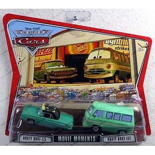 Cars Movie Moments: Rusty & Dusty