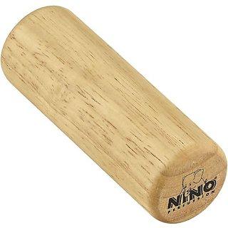 NINO Wood Shaker Large Cylindrical Natural
