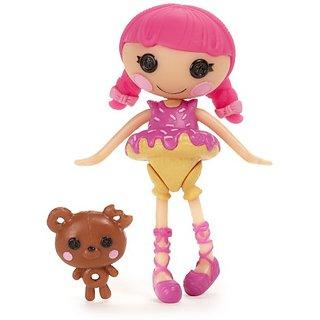 Lalaloopsy Mini Doll, Cake Dunk-N-Crumble