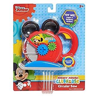 Disney Mickey Handheld Circular Saw Playset