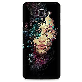 CopyCatz Crazy Hairy Girl Premium Printed Case For Samsung A510 2016 Version