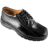 Action Synergy Men's PUMS3092 Black Formal Shoes