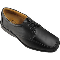 Action Synergy Men's PUMS3570 Black Formal Shoes