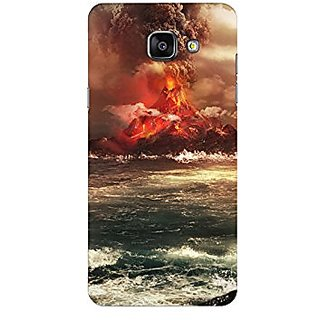 CopyCatz Dawn of Justice Capes Flying Premium Printed Case For Samsung A7