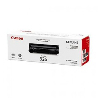Canon 326 Toner Cartridge - Black