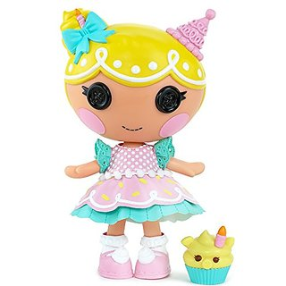 Lalaloopsy Sugary Sweet Littles Doll- Wishes Slice O Cake