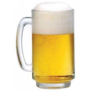 Ocean Glassware-Ocean Playboy Beer Mug-Set Of 3 Pieces-357 Ml Each