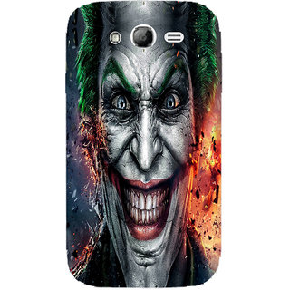Samsung Galaxy Grand I9082 Printed back cover