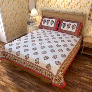 Jaipur Cotton Bedsheets