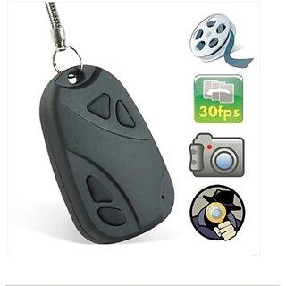Car Keychain Spy Hidden Camera