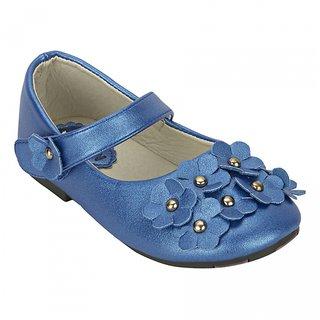Joy n Fun Navy Blue Flower Bellies