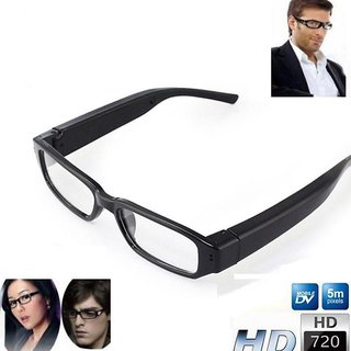 HD Camcorder Glasses Camera DVR Digital Video Recorder  Video Camera Cam
