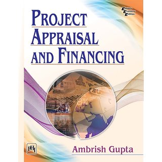 Project Appraisal And Financing