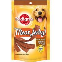 Pedigree Dog Treats - Meat Jerky Stix, Liver, 80 Gm Pouch
