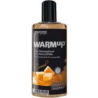 JOYDIVISION Warmup Caramel Aromatic  Relaxing Premium Massage Oil 150Ml