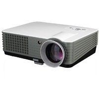 RD801 Hd LED Projector Home Cinema Theater 2200 Lumens 200 Inch Projector