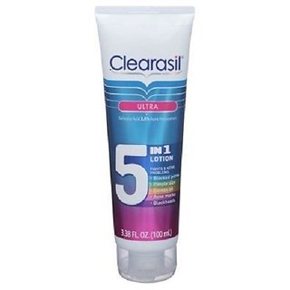 Clearasil Ultra 5 in 1 Lotion 3.38 oz