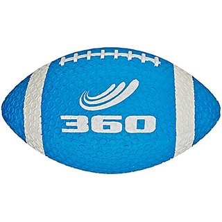 360 Athletics Grippy Football, Size 7, Blue