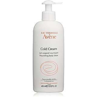 Eau Thermale Avne Cold Cream Nourishing Body Lotion, 13.52 fl. oz.