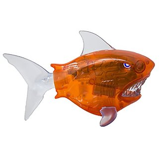 Swimways Battle Reef Shark (Orange)
