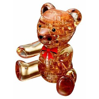 Original 3D Crystal Puzzle - Teddy Bear