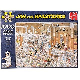 Jumbo - Jan van Haasteren 1000 Piece Puzzle - The Kitchen