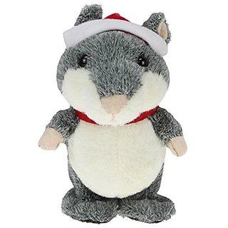 New Chatimal Walking & Talking Hamster (Grey)
