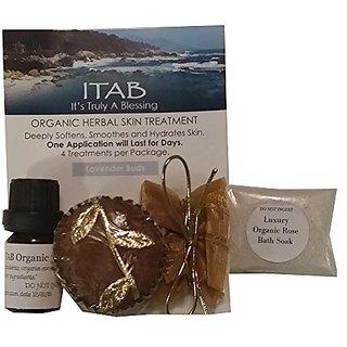 ITAB Organic Lavender Herbal Skincare