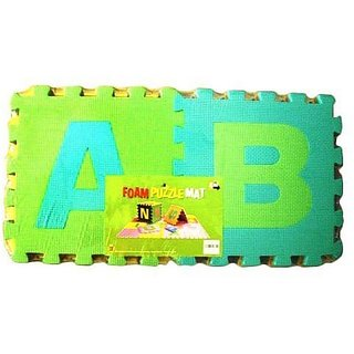 ABC Foam Floor Puzzle