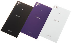 Sony Xperia Z1 L39h Battery Door Back Panel Cover