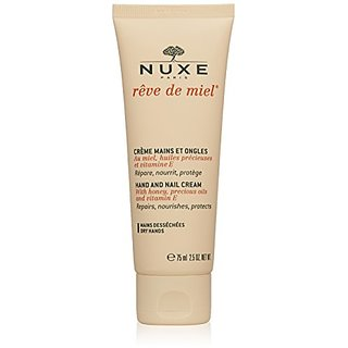 NUXE Rve de Miel Hand and Nail Cream, 2.5 oz.