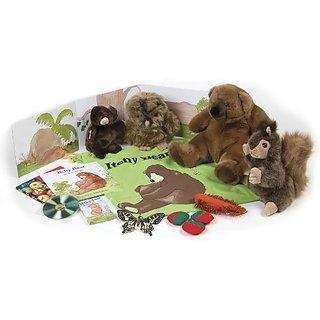 Itchy Bear Storysack