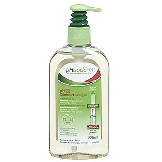 PHISODERM Clinical PH Balancer Restorative Facial Cleanser for Blemish Prone Skin 225 ml (7.6 oz)