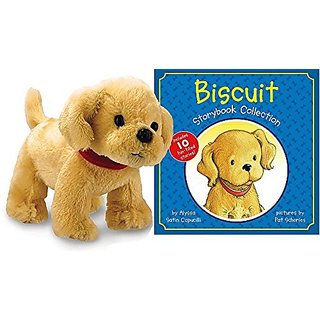 Biscuit Storybook Collection Hardcover Book (10 stories) & 11