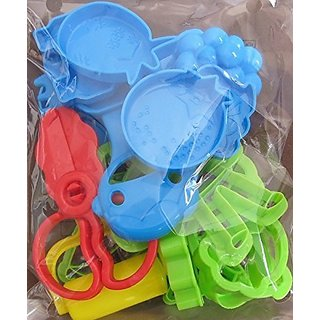 Dough Cookie Clay Cutters Shapes Shapers Molds (20 Pieces) Assorted Animals & Objects