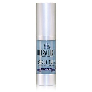 Ultraluxe Bright Eyes Serum, 0.5 Ounce