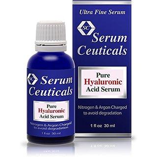 I Max Hyaluronic Acid-Post Chemical Peel & Moisturizing Skin Serum.