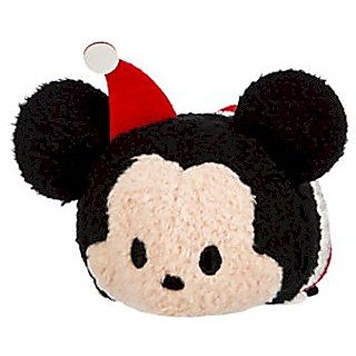 Disney Mickey Mouse Tsum Tsum Plush - Holiday - Mini - 3 1-2