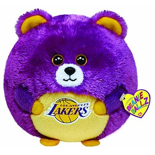 Ty Beanie Ballz La Lakers-NBA Ballz - Large