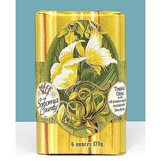 Dolce Mia Citrine Tropical Citrus Natural Soap Bar 6 oz.