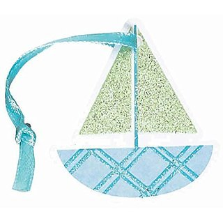 Sailboat Favor Tags