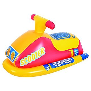 Balance Living Inflatable Scooter Rider Pool Toy (31