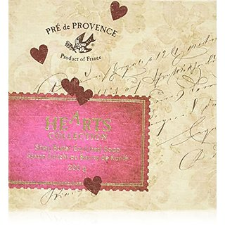 Pre de Provence Soap In Box, Tea Rose , 7.7 -Ounce Boxes
