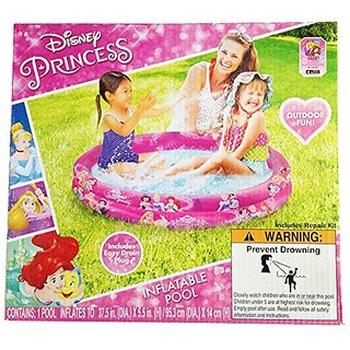 Disney Princess Royal Inflatable Kiddie Pool