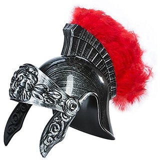 Kangaroos Roman Legion Gladiator Hemet- Silver